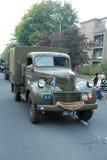 Usa soldiers Nijmegen bridge Royalty Free Stock Image