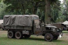 Usa soldiers Nijmegen brige Stock Images