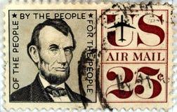 USA stamp Stock Photography