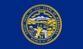 USA State Flag Stock Photography