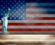 USA  Statue of Liberty Stock Photography