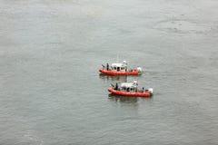 USA straży przybrzeżnej łódź patrolowa Zdjęcie Royalty Free