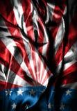 USA style background Royalty Free Stock Photo