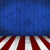 USA style background -  wooden Royalty Free Stock Photography