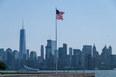 USA symboler Royaltyfri Fotografi
