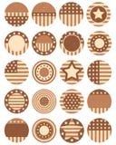 USA symbols Stock Images