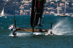 USA team America's Cup World Series Stock Photos