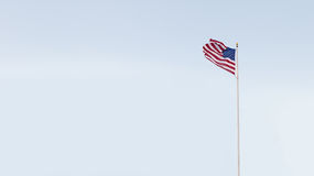 Usa theme mix Royalty Free Stock Photo