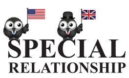 USA UK special relationship Stock Photos