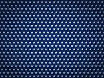 USA-Unabhängigkeitstag-Hintergrund Glücklich Juli 4 Gebürstete Flagge des Vektors abstrakter Schmutz mit Text vektor abbildung