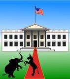 USA-val 2016 fotografering för bildbyråer