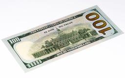 USA valutasedel Arkivbilder