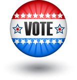 USA vote sign Royalty Free Stock Photo