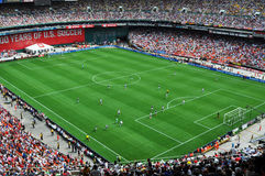 USA vs Germany Royalty Free Stock Images