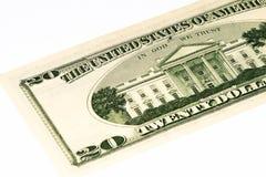 USA-Währungsbanknote Stockfotografie