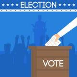 USA-Wahlthema Stockbilder