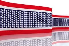 Usa waves Stock Photography