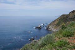 USA West coast Royalty Free Stock Photo