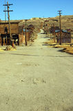 Usa western gold ghost mining town of bodie. Old usa western gold ghost mining town of bodie Stock Image
