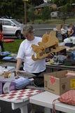 USA_yard sale Stock Photo