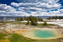 USA - Yellowstone NP Stockfotos