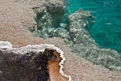 USA - Yellowstone NP royaltyfria bilder