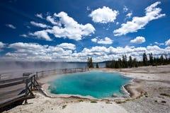 USA - Yellowstone NP Stockbild