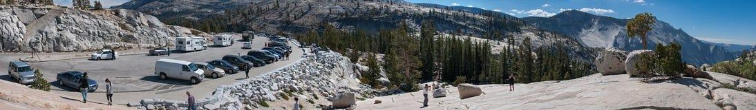 USA YOSEMITE NATIOINAL PARKERAR – September 23: Olm Arkivbilder
