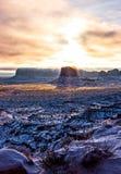 USA zachodu Południowi parki Obraz Royalty Free