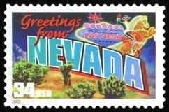 USA znaczek pocztowy fotografia royalty free