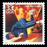 USA znaczek pocztowy obraz royalty free