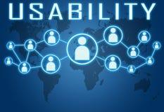 usability Immagine Stock