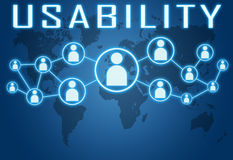 Usability Stock Image