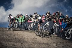 2014 USAC Cyclocross Nationals Royalty Free Stock Images