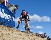 2014 USAC Cyclocross Nationals Royalty Free Stock Photography