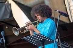 Usadba festiwal jazzowy Fotografia Royalty Free