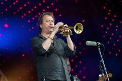 Usadba Jazz Festival arkivfoto