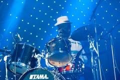 Usadba Jazz Festival Fotografía de archivo libre de regalías