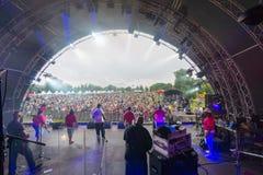 Usadba Jazz Festival Stock Fotografie