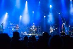 Usadba Jazz Festival Stock Photo