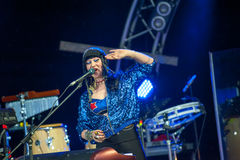 Usadba Jazz Festival Stock Photos