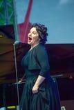Usadba Jazz Festival Stock Photography