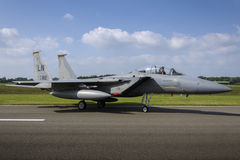 USAF Φ-15 Στοκ Εικόνες