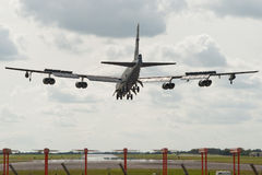 USAF B-52 Boeing Stratofortress Royalty Free Stock Images