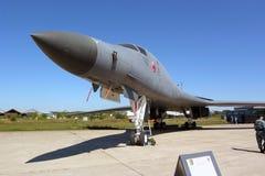 USAF lancer бомбардировщика b b1 Стоковые Фотографии RF