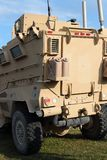 USAF military truck Stock Image