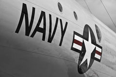 USAF NAVY royalty free stock image