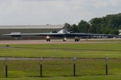 USAF Northrop Grumman B-2A duch Zdjęcie Royalty Free