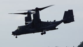 USAF Special Ops Osprey Royalty Free Stock Images
