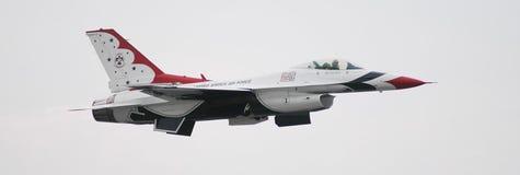 USAF Thunderbirds Στοκ φωτογραφίες με δικαίωμα ελεύθερης χρήσης